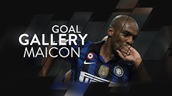 MAICON | All of his 20 Inter goals 🇧🇷🖤💙