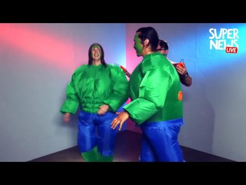 Super News Live Showdown: Superhero Roundup