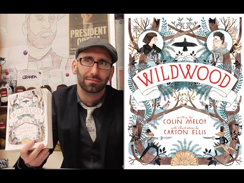 Wildwood by Colin Meloy! | WHOA!! I Wanna Read DAT!! [Ep. 01]
