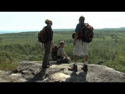 Great Getaways: Hiking The Bruce Trail - Grey County, ON