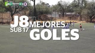 Mejores Goles | Sub 17 | Jornada 8 | Guard1anes2021