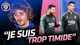 VIDEO: Griezmann toujours intimidé par les STARS du Barça - La Quotidienne #584