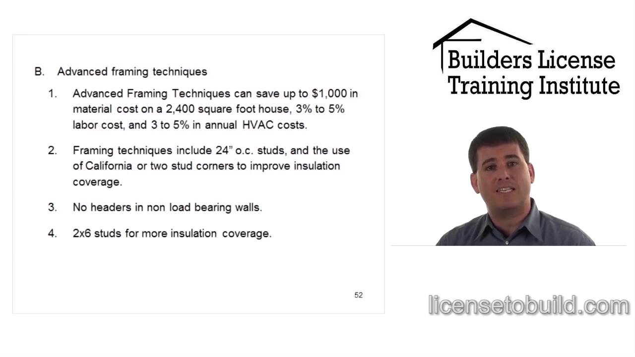 MN Builders License Renewal Course Preview - YouTube
