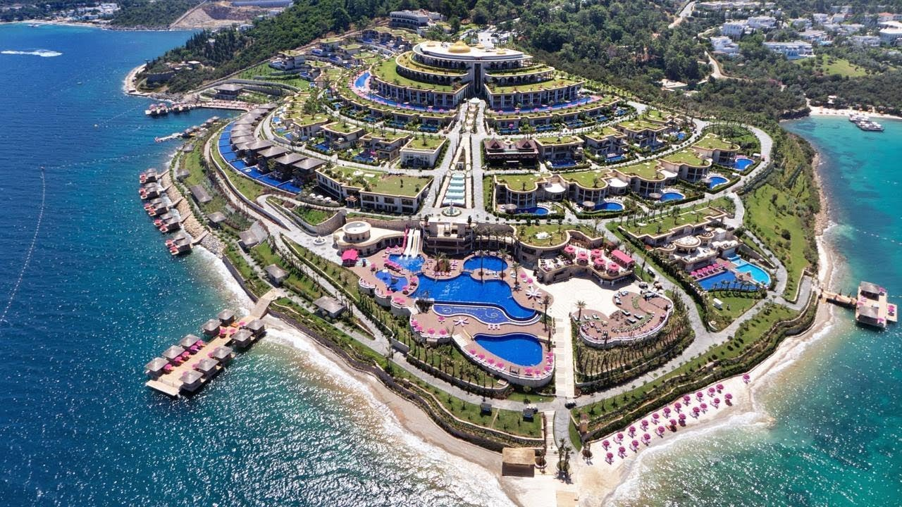 Top 10 Best Luxury Hotels In Bodrum Turkey The Luxury Travel Expert