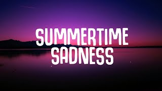 Harddope & Lunis - Summertime Sadness (Lyrics)