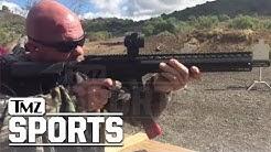 Stone Cold Steve Austin Goes 3:16 at Tactical Gun Range | TMZ Sports