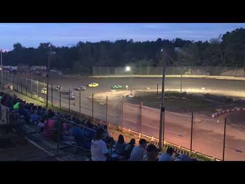 Hilltop Speedway - Ministock Heat 1 - 8/16/19