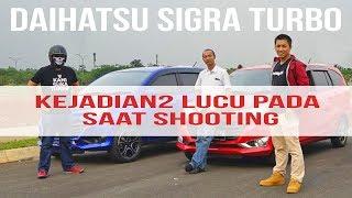 Behind the Scene : Daihatsu Sigra Turbo