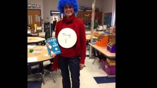 Dress Like A Book Character Day- 2013