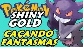 Pokémon Shiny Gold (Detonado - Parte 24) - Em Busca do Ghostbuster