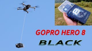 Unbox Gopro Hero 8 Black Test Video 4K