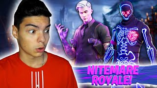 CASTIG IN NOUL UPDATE DE HALLOWEEN PE FORTNITE