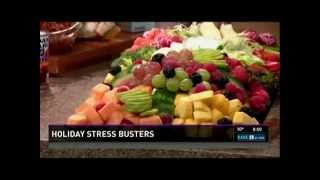 Holiday Stress Busters (12/14/13 on KARE 11)