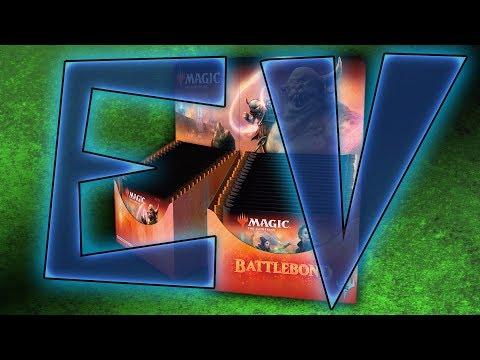 Battlebond's Insanely High EV - Expected Value Per Box