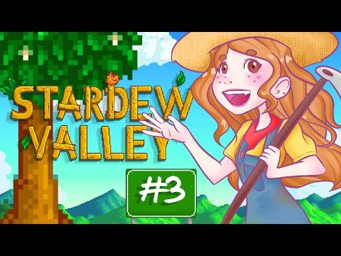 Let's Play Stardew Valley 🍃 part 3 🍂Community Center