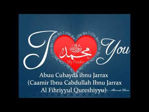 Suwar Min Xayaati Saxaabah - Abuu Cubayda ibnul Jarrax (Sh Saalax Mucalim Cabdullah)