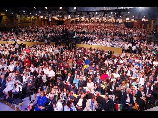 FreeIran2018 Paris Grand Gathering on June 30