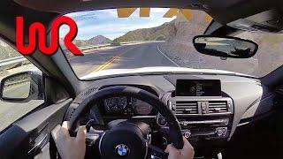 2017 Dinan S2 M2 - POV Canyon Drive (Binaural Audio)