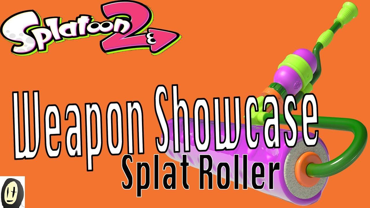¿cómo puedo mejorar en splat roller splatoon 2?