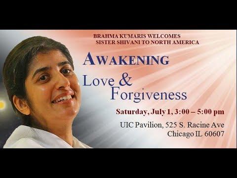 Love and Forgiveness - BK Shivani (English)