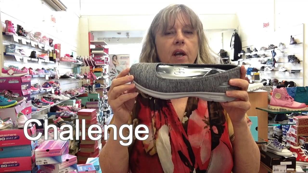 skechers performance women's go step challenge walking shoe
