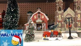 WALMART CHRISTMAS SHOP WITH ME 2019* CHRISTMAS HOLIDAY EDITION