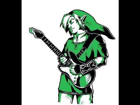 Retro Metal Ringtones : Legend of Zelda - Dark World