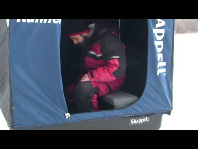 Wednesday's Featured Product: Shappell Ice Fishing Shelters