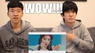 Red Velvet 'SAPPY' MV REACTION [THIS IS SO UNIQUE!!!]