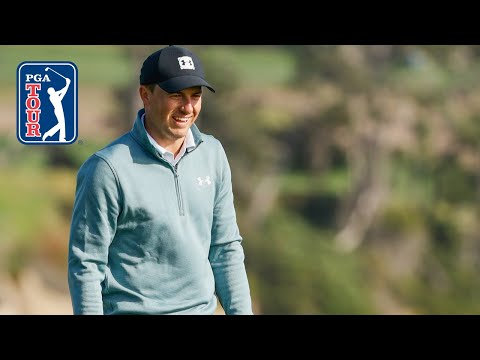 Jordan Spieth's best shots from the 2020-21 season … so far