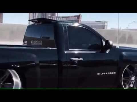 SINGLE CAB SILVERADO (SA)TRUCKING - YouTube
