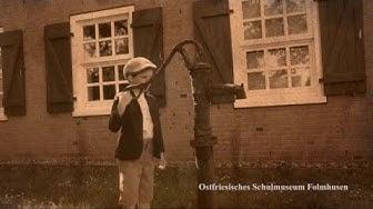 Historische Schulstunde nachgespielt - Das Schulmuseum Folmhusen