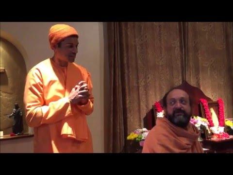 Vivekananda's Birthday celebration talk 1-31-2016 Partial