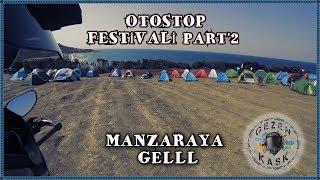 MUDANYA OTOSTOP FESTİVALİ-EŞKEL SAHİLİ VE TABİKİ KAMP-PART 2