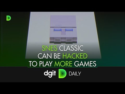 SNES Classic can be hacked to play even more games