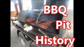 The History of BBQ, smoking and grilling