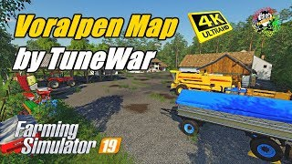 "[""Voralpen Map by TuneWar"", ""tazzienate"", ""4k"", ""4k video"", ""4k resolution"", ""4k resolution video"", ""fs19"", ""fs-19"", ""fs19 mods"", ""fs19 maps"", ""farming simulator"", ""farming simulator 19"", ""farming simulator 2019"", ""farming simulator 19 mods"", ""farming sim"