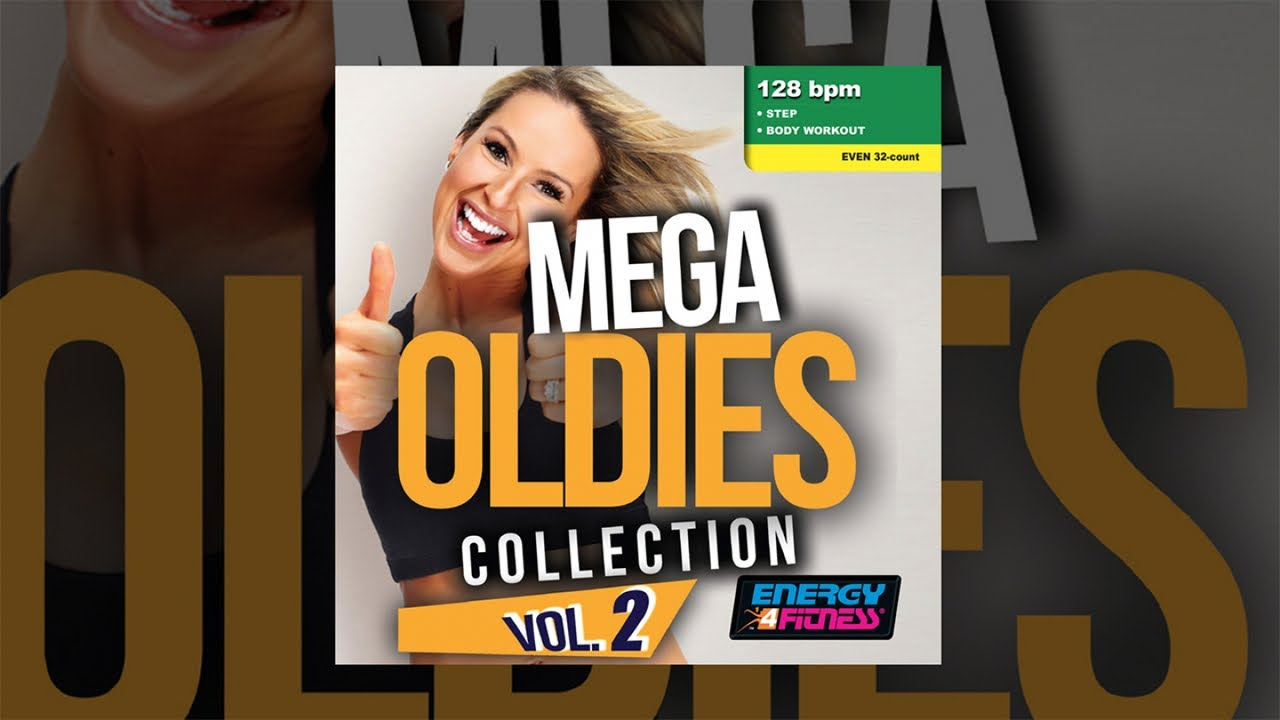 E4f Mega Oldies Collection Vol 2 Fitness Music 2019 Youtube