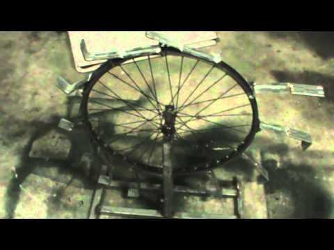 Perpetual Wheel Test - YouTube