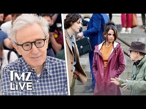 Woody Allen Sues Amazon Studios for $68 Million Over 'Rainy Day in New York' | TMZ Live