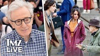 Woody Allen Sues Amazon Studios for $68 Million Over
