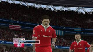 [HD] FIFA 10 Demo PC First Gameplay!