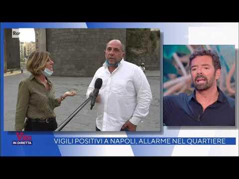 Mascherina, con o senza - La Vita in Diretta - 17/09/2020