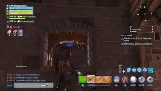 Scaming but its a troll XD Fortnite Save the World