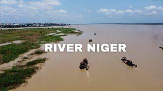 The Niger River, West Africa  | DJI Mini 2