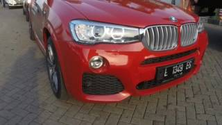 Mejajal BMW X4 Seharga Rp 1,2 Miliar
