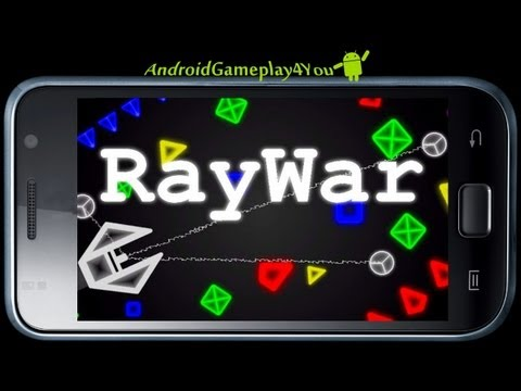 RayWar Android Free Game Gameplay [Game For Kids]