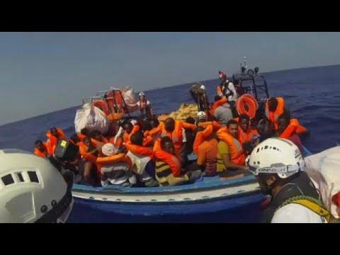 نحو نسخة إفريقية لاتفاق الاتحاد الأوروبي مع تركيا بشأن الهجرة؟…  - نشر قبل 42 دقيقة