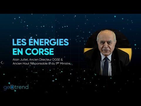Alain Juillet - Les énergies en Corse