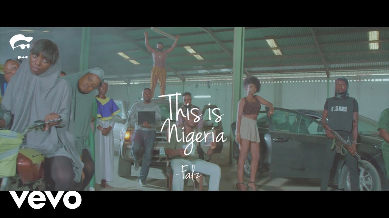 Falz - This Is Nigeria | Reaction